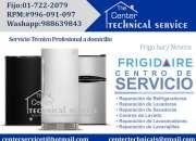 Frigidaire*01-7222079//reparacion/lavadoras//refrigeradoras=a domicilio