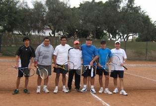 Clases de tenis adultos promocion