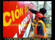 pintor de logotipos y señalizacion de estacionamientos DISELART RPC 984251470