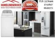 ??? reparaciones de secadoras whirlpool  con total garantia 5578406 ?