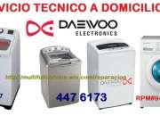 Servicio tecnico daewoo lavadoras 6750837 a domicilio