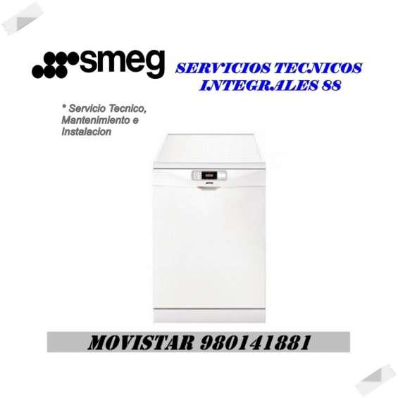 Lavavajillas mantenimiento servicio tecnico smeg lima