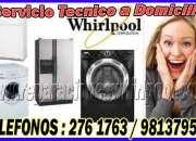 Técnicos @ domicilio // de lavadoras*secadoras whirlpool /7992752 /breña