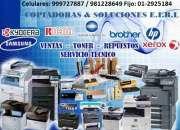 tecnico de fotocopiadoras y ventas