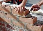 Servicios ALBAÑILERIA....toda clase de trabajos de construcción