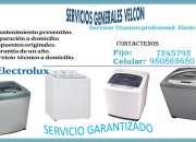 SERVICIO TECNICO DE LAVADORAS ELECTROLUX TLF: 7245792- SERVICIOS