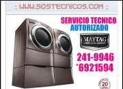 Servicio tecnico 2425656 ** lavadoras maytag lima