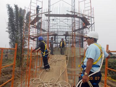 Cisternas reservorios de agua