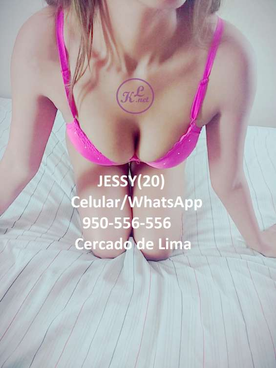 Jessy (20) universitaria busco caballero en lima_cercado