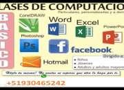 ¡¡¡¡computación cusco clases particulares  !!!!!