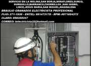 Electricista Magdalena Domicilio Solucion 991473178 - 971654372