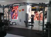 Maquinas de gimnasio profesionales MK FITNESS