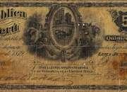 COMPRO BILLETES ANTERIORES A 1950 LLAMAR AL 950503624