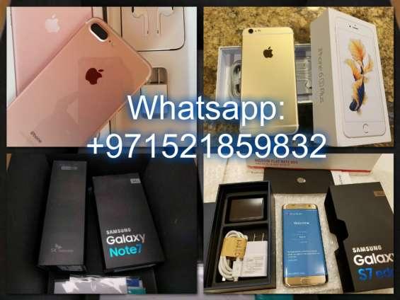 Whatsapp: +971521859832 iphone 7 plus -iphone 6s plus -samsung s7 edge -samsung note 7