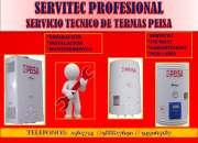 SERVICIO PROFESIONAL A DOMICILIO TERMAS PEISA