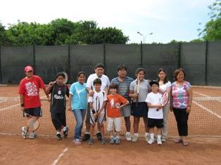 Vacaciones utiles 2017 clases de tenis
