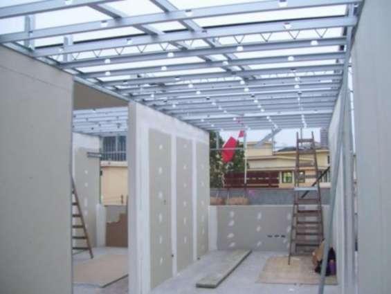 Drywall remodelaciones divisiones tabiqurrias todo en drywall # 971357687