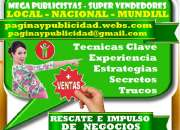 PYP. PAGINA Y PUBLICIDAD.  Mega Publicistas, Super Vendedores, Ultra Posicionamiento.   SI