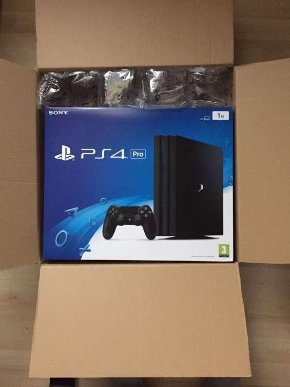 Sony playstation 4 pro 1 tb/xbox one & new xbox one s