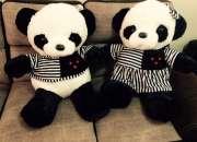 oso panda de peluche grande oferta