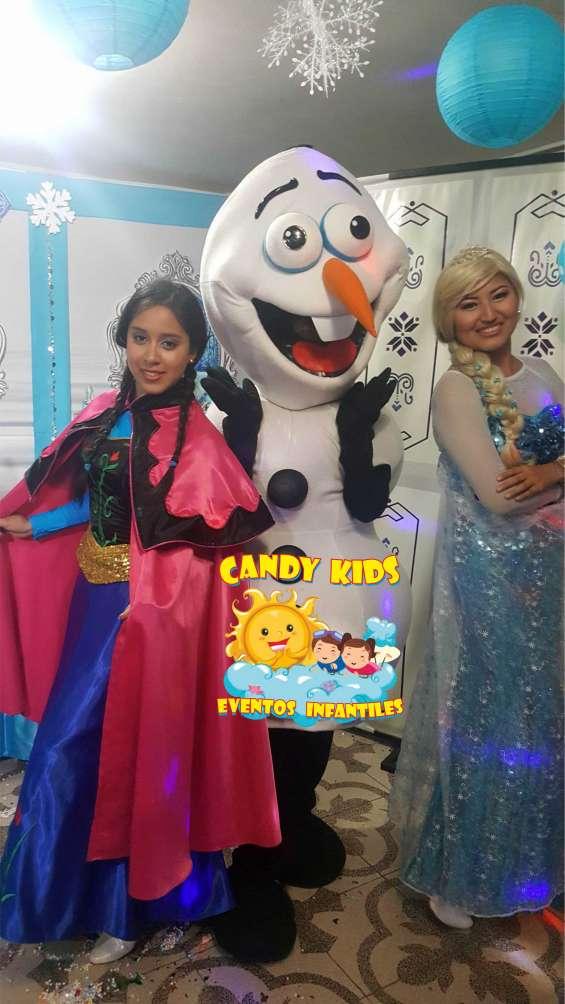 Frozen ,princesa sofia show infantil lima