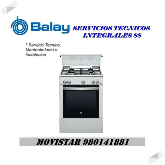 Balay cocinas mantenimiento servicio tecnico lima