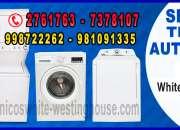 servicio tecnico!! de confianza !! de centro de lavados WHITE WESTINGHOUSE 981091335