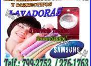 Servicio tecnicos de secadora y lavadoras garantizados a1 samsung 7992752 cieneguilla