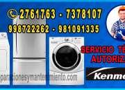 !!total garantía !! técnicos en lavadoras y secadoras''kenmore'' 981091335 --san miguel