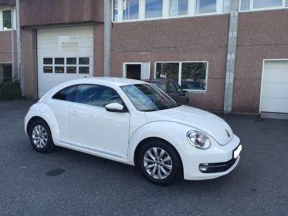 Volkswagen beetle 2013, 37 300 km