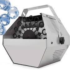Maquina de burbujas