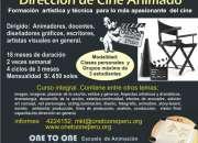 CURSOS DE ANIMACIÓN Clasica 2017