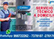 Altamente capacitados lavadora secadora coldex 7378107-san luis