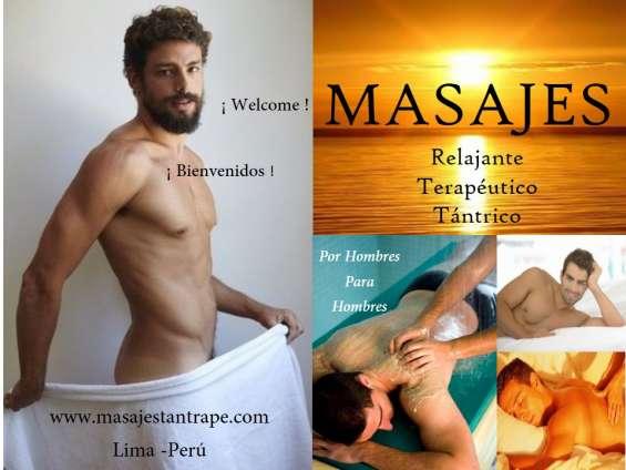 Masajes relajantes y tantricos en lima