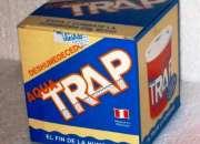 Aqua trap si termina fácil con la humedad