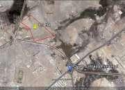 Vendo Terreno en Pimentel/ Chiclayo/ Lambayeque de 80,100 mts2