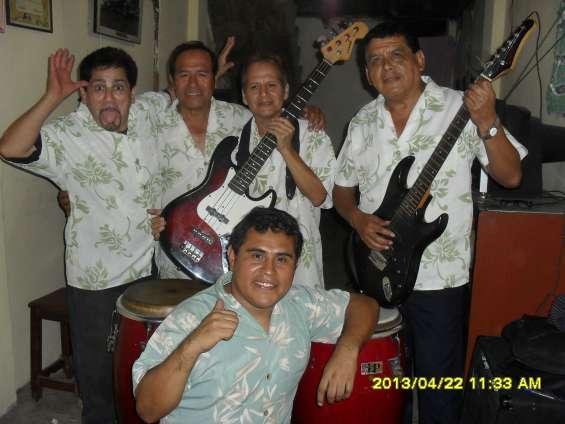 Espectacular Orquesta: GRUPO MORADO
