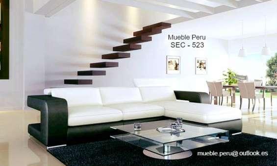 Muebles de cuero exclusivos