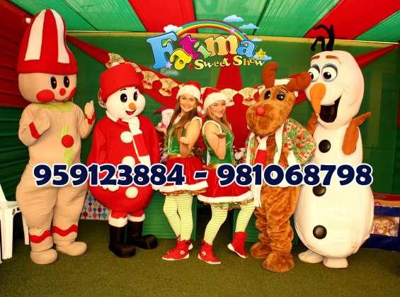 Show infantil navideño 2017