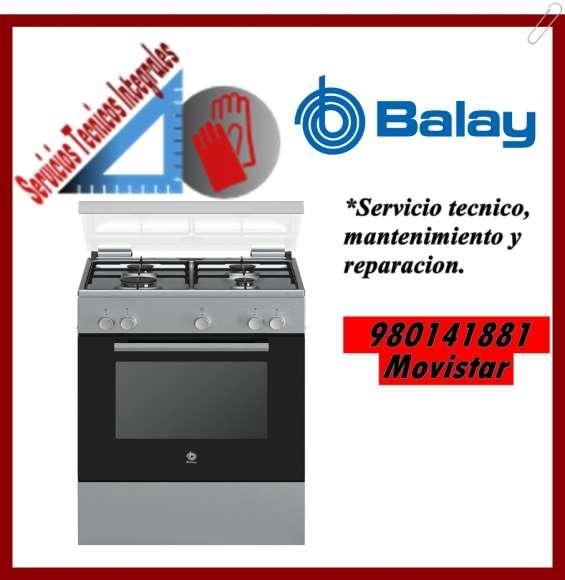 980141881 mantenimiento y reparacion para cocinas balay en lima