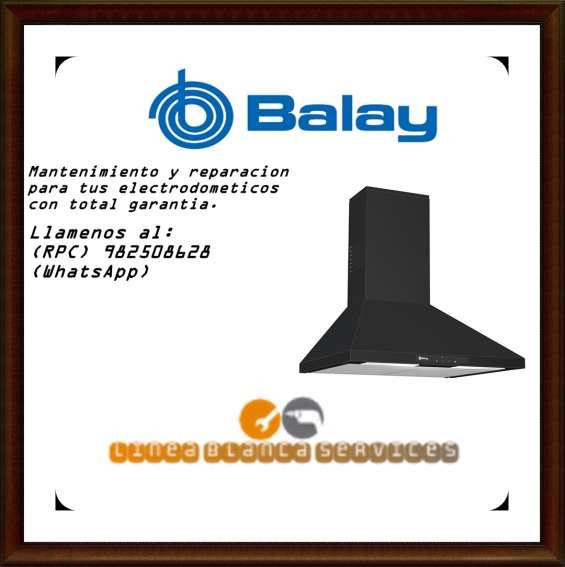 982508628 balay campanas extractoras servicio tecnico