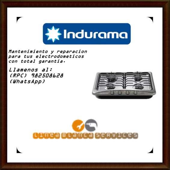 982508628 mantenimiento preventivo para cocinas indurama