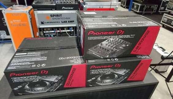Dj mixer y dj controladores pioneer rane denon numark allen & heath y otros