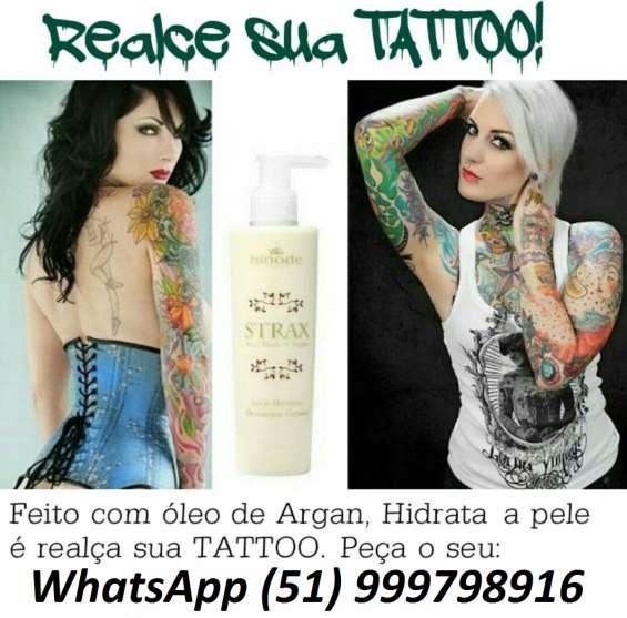 Renueva los colores o brillo de tus tatuajes y aumenta tu atractivo