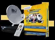 Instalación directv satelital