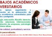 Asesoramos tesis de todas las universidades del p…
