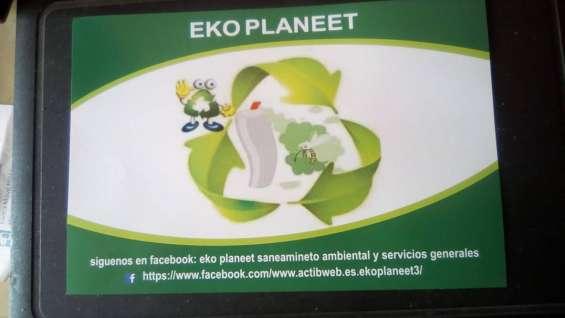 Eko planeet fumigacion y manejo integrados de plagas en lima
