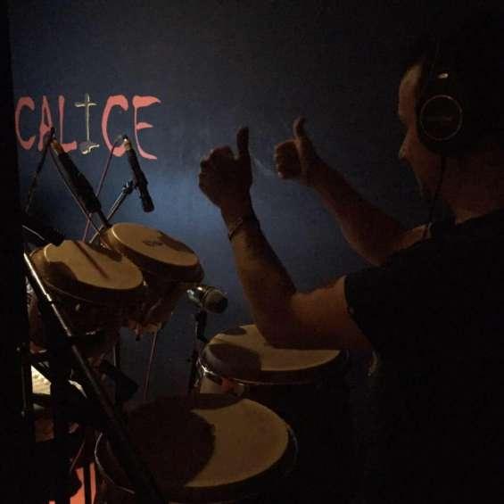 Clases de percusión calice