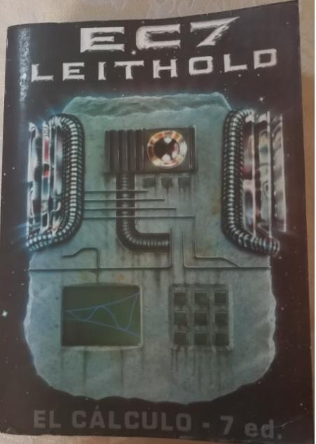 Vendo el calculo - leithold