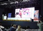 ALQUILAMOS PROYECTORES DE 3,200 HASTA 10,000 LUMENES